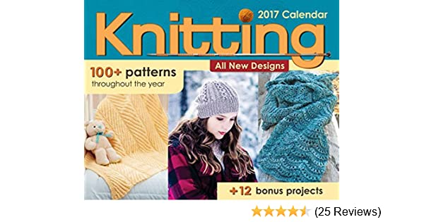 Knitting 2017 day to day calendar susan ripley 0050837354357 knitting 2017 day to day calendar susan ripley 0050837354357 amazon books fandeluxe Gallery