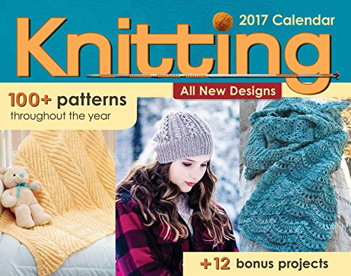 Knitting 2017 Day-to-Day - Knitting Calendar