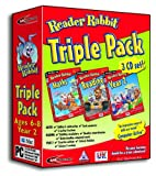 Reader Rabbit Triple Pack - Maths/Reading/Thinking 6 - 8 years