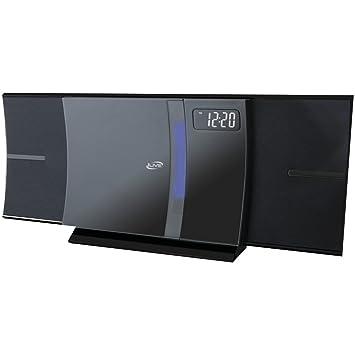 8525eb63ebb Amazon.com  iLive iHB603B Wireless Bluetooth Speaker System with CD ...