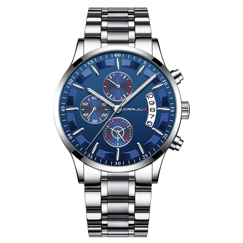 Kajun 2268 New Men's Hot Casual Personality Fashion Popular Men's Wrist Classics Gifts Strap Vintage Ladies Women Watch