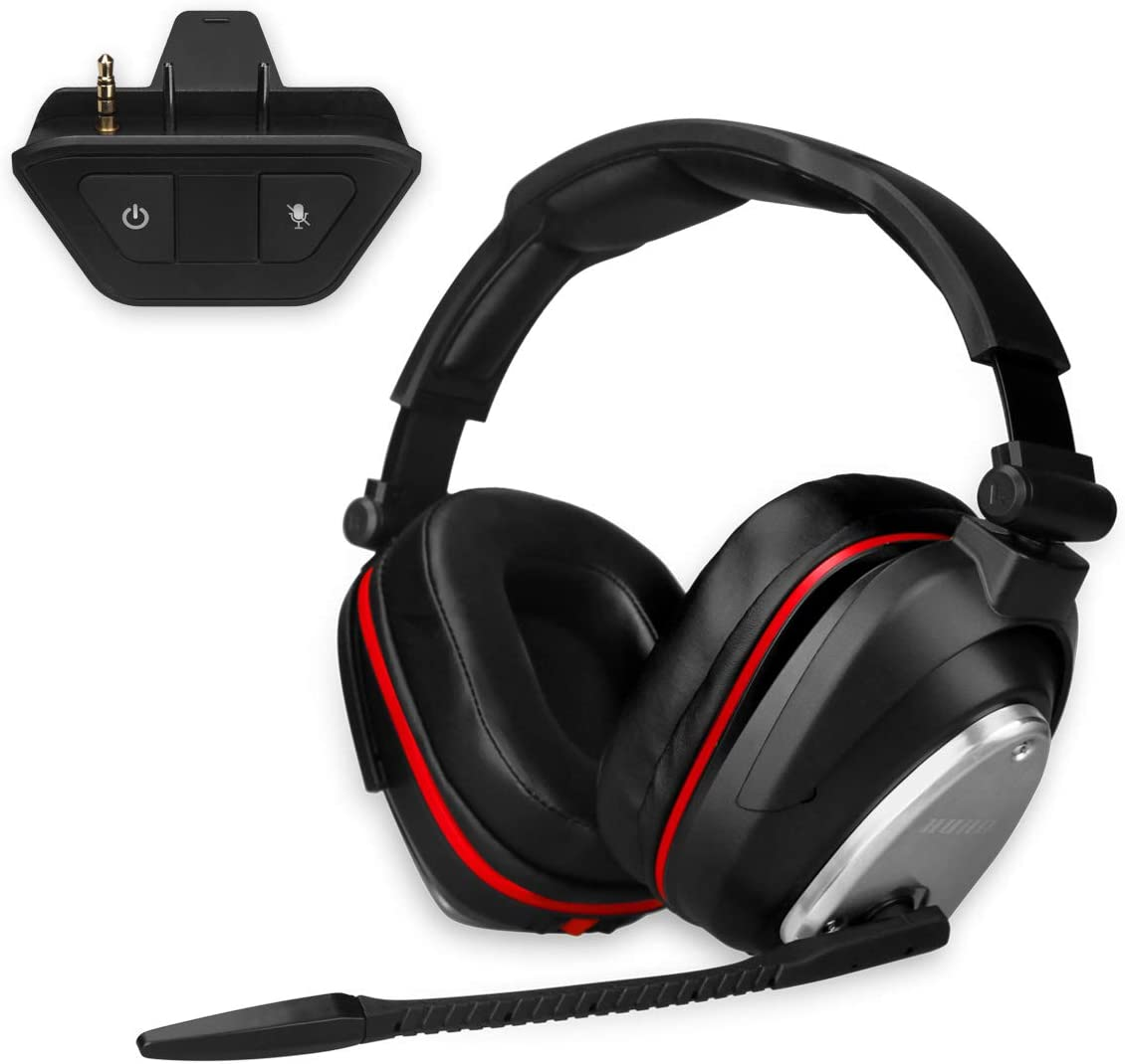 2.4G Wireless Gaming Headset for xbox one with wireless