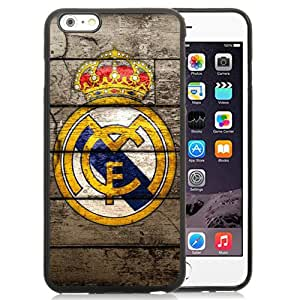 Real Madrid 2 Hottest Customized Design iPhone 6plus 5.5 Inch TPU Cover Case