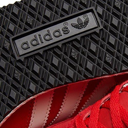 Adidas Mens Atlanta Spzl Rosso / Bianco By1880 Scarlatto / Bianco Gesso / Oro Metallizzato