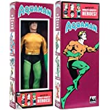 DC Comics Mego Style Boxed 8 Inch Action Figures: Aquaman