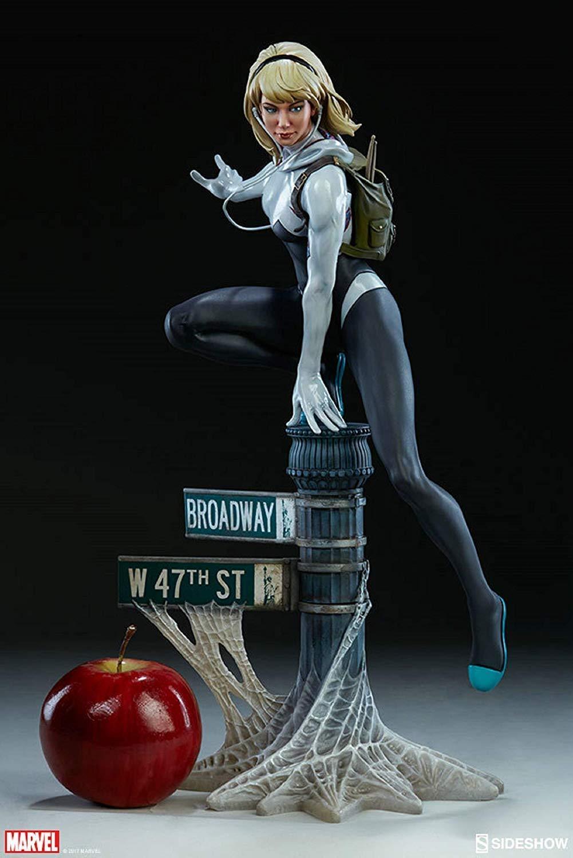 Sideshow 200507 - Spider Man - Gwen