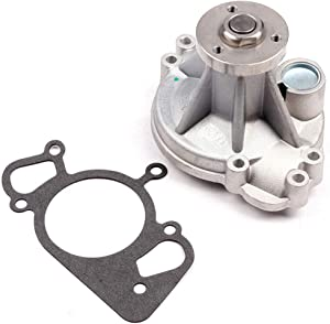 AINTIER Water Pump replacement for AW4124 for ford Thunderbird for Jaguar S-Type Super V8 Vanden Plas XF 4.4L 4.2L 4.0L 3.9L 2002 2005