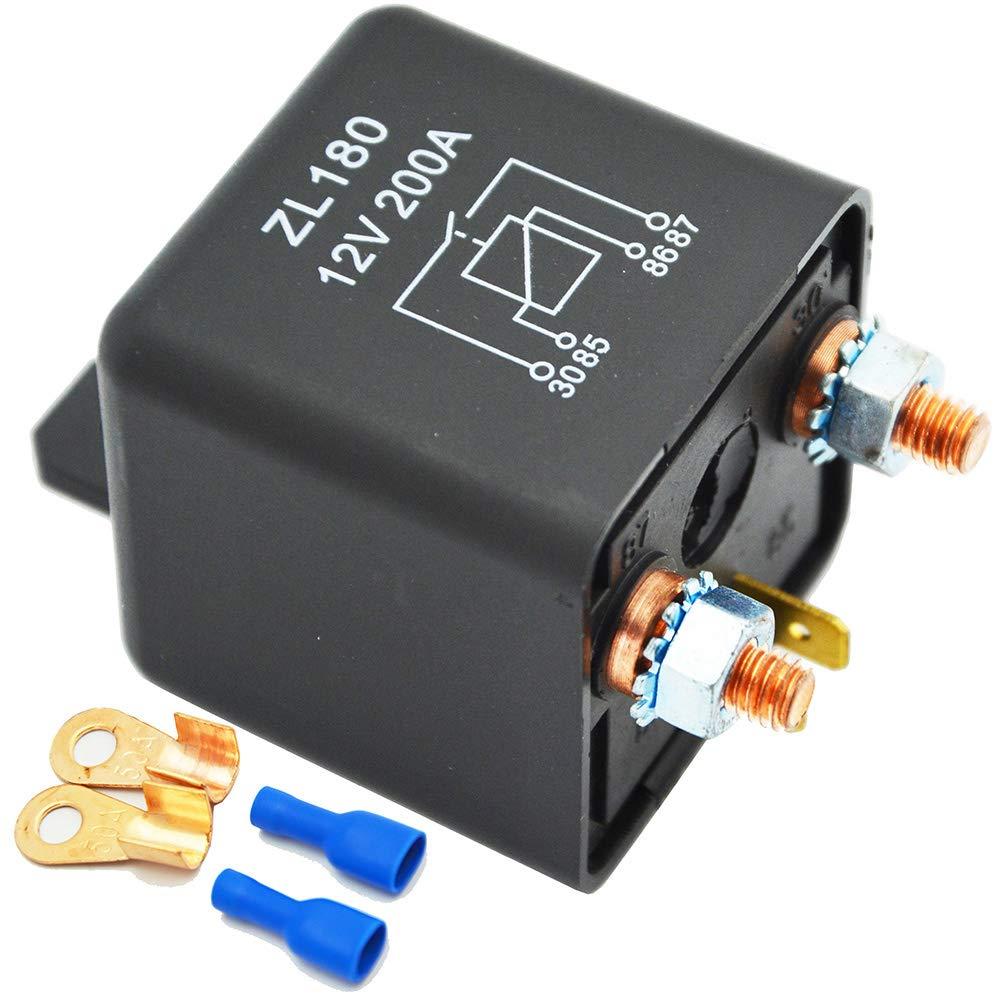 Turn Signal Flasher Relay 12v 2 Pin Motorcycle Led Indicator Light Electronic New Fittek