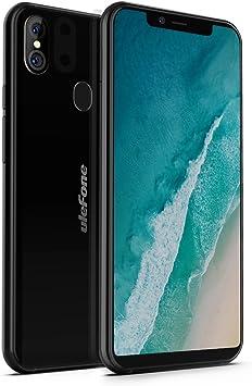 Ulefone X, Smartphone 4G Libre Portátil (2018) Android 8.1, 5.85 ...