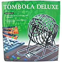 How (House of Wishes) Spin TAMBOLA CAGE Bingo Board Game