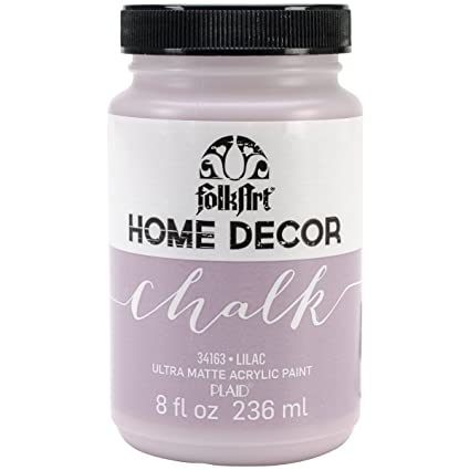 Amazon Com Folkart Home Decor Chalk Furniture Craft Paint In