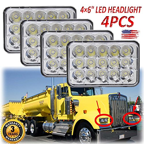 Kenworth W900 Led Lights - 3