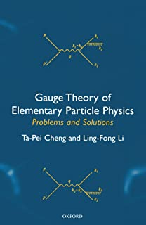 Gauge theory of elementary particle physics ta pei cheng ling fong gauge theory of elementary particle physics problems and solutions fandeluxe Choice Image