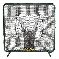 ATEC Net solo para pantalla de práctica de bateo cuadrado de 7 pies