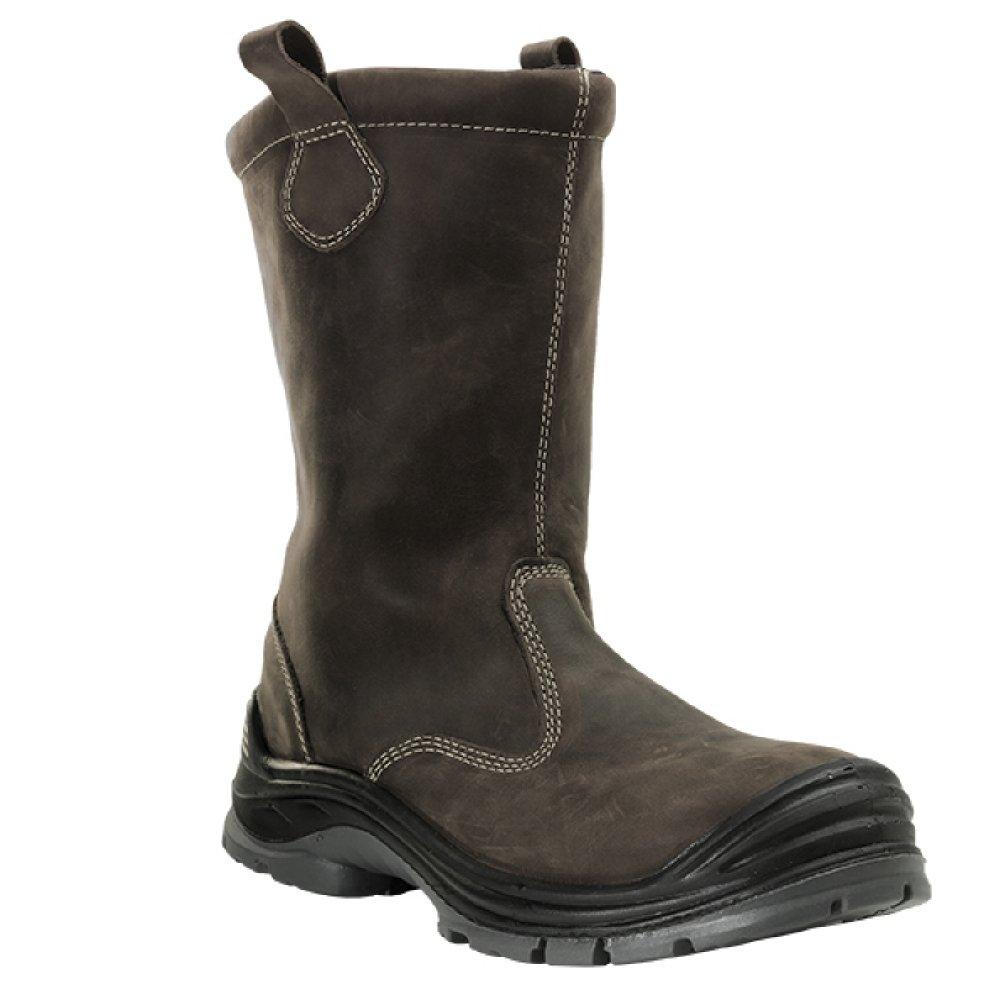 Crixus Hohe Compo S3 Stiefel – Sicherheit Stiefel Stiefel Soul Rebel Braun - braun - Größe  41.5