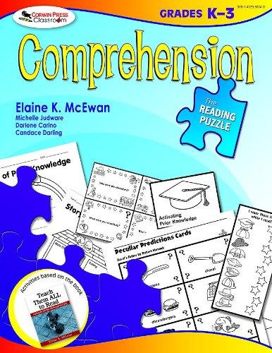 The Reading Puzzle: Comprehension, Grades K-3