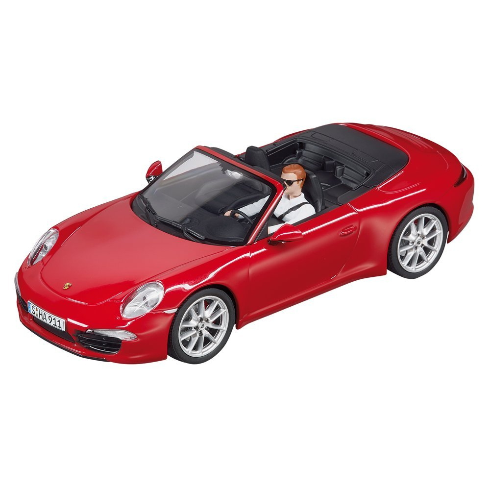 Carrera Evolution 27534 Porsche 911 S Cabriolet Slot Car 1:32 Scale