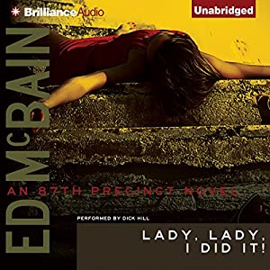 Lady, Lady, I Did It! Audiobook