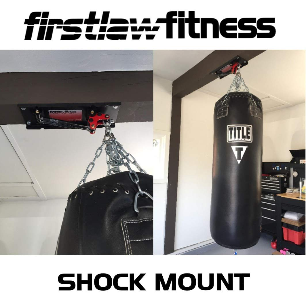 """7/"""" Ceiling Hanging Boxing Punch Bag Hook Heavy Duty Supports 4 Hole Hook"""