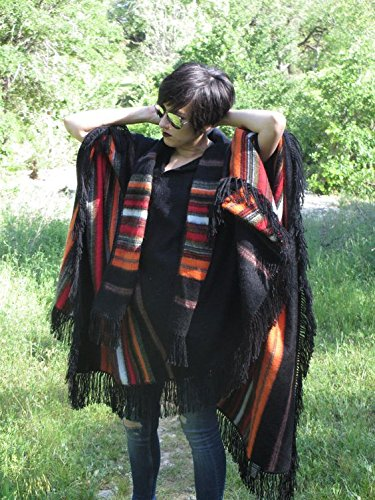 Alpaca Poncho Collection Living Rustic