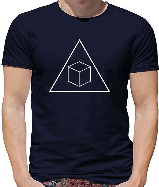 Amazon Dressdown Delta Cube Mens Crewneck T Shirt 7 Colours
