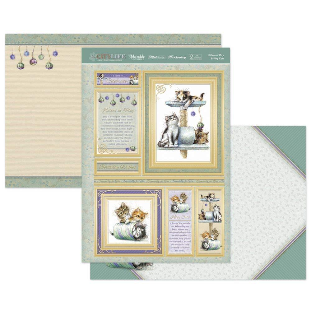 Impression Obsession Mini Cats Craft Die Set