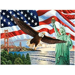 From Sea To Shining Sea A 1000 Piece Jigsaw Puzzle By Sunsout Inc By Sunsout