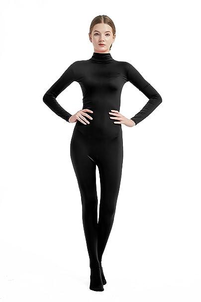 Amazon.com: Traje completo para mujer sin capucha y guantes ...