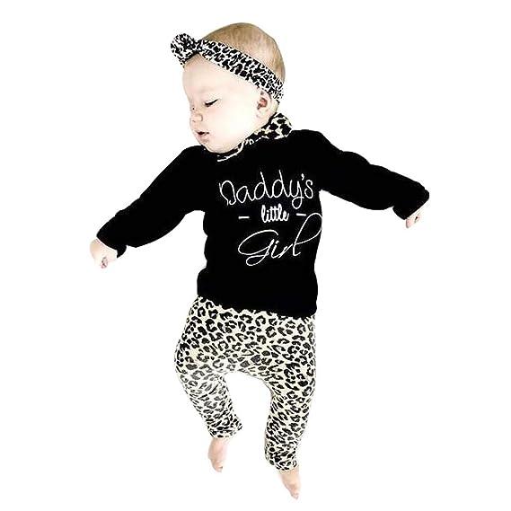 Neugeborenen Baby Gestreift Langarm T-Shirt Tops /& Hosen Outfits Set Kleidung