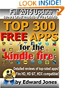 Top 300 Free Apps for the Kindle Fire
