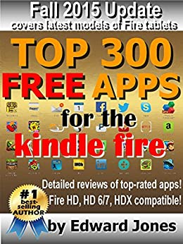 Top Free Apps Kindle Fire ebook product image