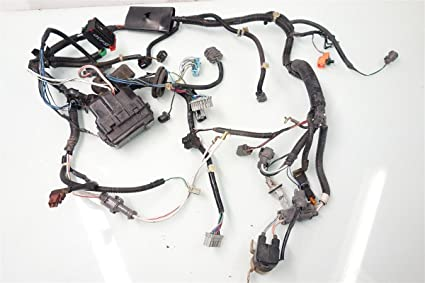 amazon com 04 05 honda s2000 driver headlight wire harness wires rh amazon com