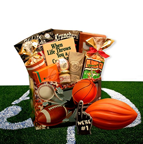 sports gift basket - 9
