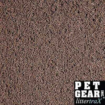 Cat box mat