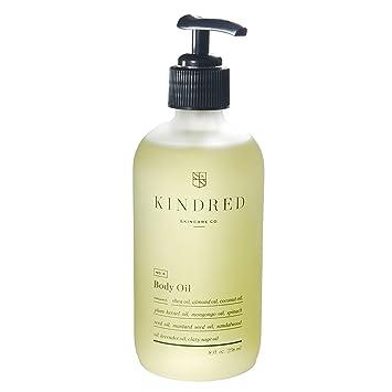Kindred Skincare Co Body Oil, 8 oz