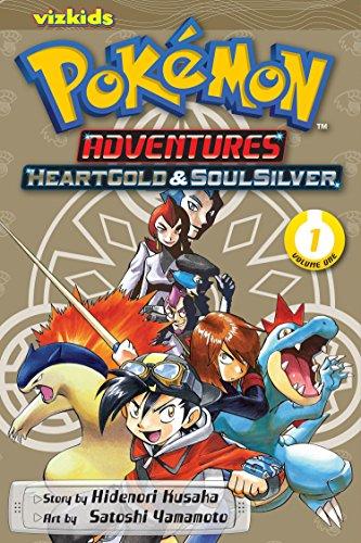 Price comparison product image Pokémon Adventures: Heart Gold & Soul Silver, Vol. 1