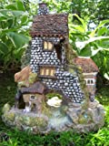 """Blackthorn Fairy House - 7 1/2"""" Tall"""