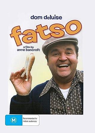 Fatso [Edizione: Stati Uniti] [Italia] [DVD]: Amazon.es ...