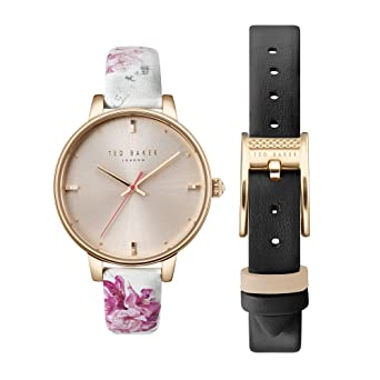 b3dcc30dabf8 Buy Ted Baker Analog Pink Dial Women s Watch-TE50272013 Online at ...