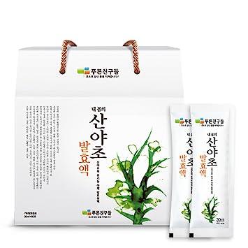 Amazon.com: sanyacho Fermentado Wild Grass Extracto de ...