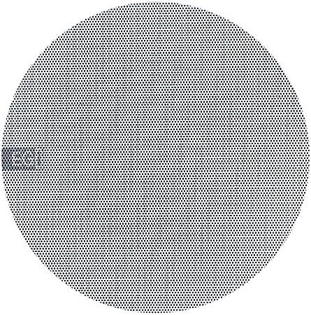Egi Audio Solutions 06047 - Altavoz Integrado, Color Blanco