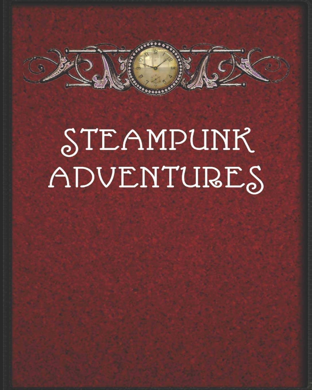 Steampunk Adventures: Mapping paper for the Dungeon Master
