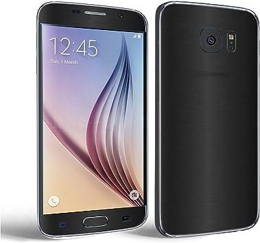 Samsung Galaxy S7 Edge adhesivo de purpurina, toeoe Protector de ...