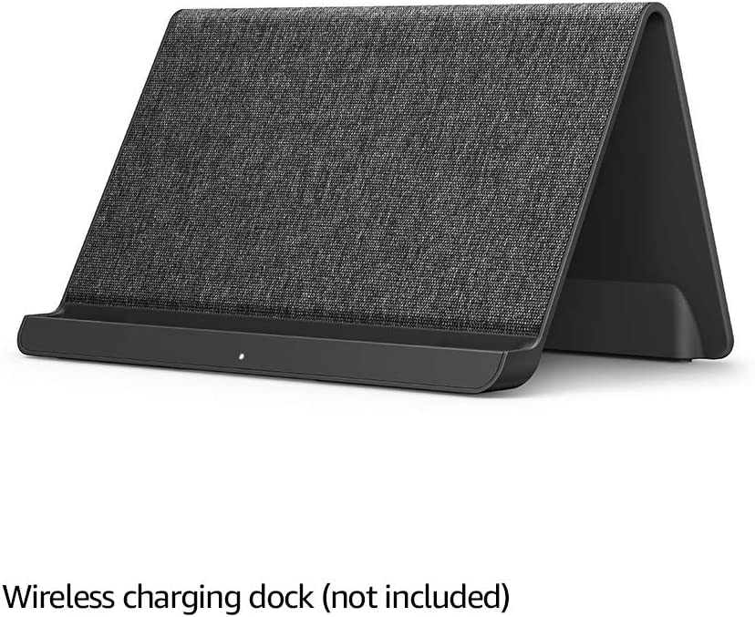 our best 8 tablet for portable entertainment Made for 64 GB Slate HD display Wireless Charging Dock All-new Fire HD 8 Plus tablet