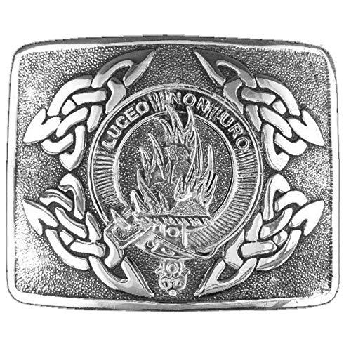 (MacKenzie Scottish Clan Crest Kilt)