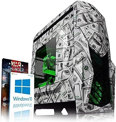 VIBOX Dollah GR770-11 Gaming PC Ordenador de sobremesa con ...