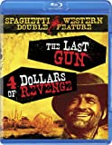 Spaghetti Western Double Feature Vol 2: Last Gun & Four Dollars of Revenge [Blu-ray]