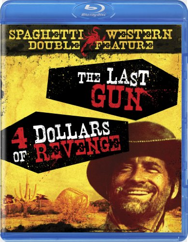 Spaghetti Western Double Feature Vol 2: Last Gun & Four Dollars of Revenge [Blu-ray] ()