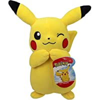 Pikachu Pokemon pluche dier, 20 cm, zeer zacht, wt95245