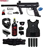 MAddog Tippmann 98 Custom Platinum Series Starter Protective HPA Paintball Gun Package